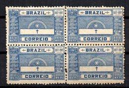 Sello Nº 149 En Bloque 4  Brasil - Brasil