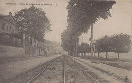 Bougival : Route De La Machine De Marly - Bougival