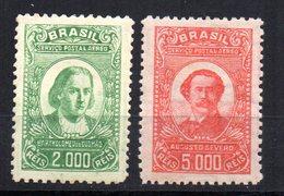Sellos  Nº A-22/3  Brasil - Aéreo