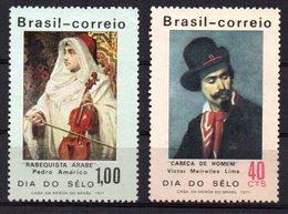 Serie Nº 957/8   Brasil - Brasil