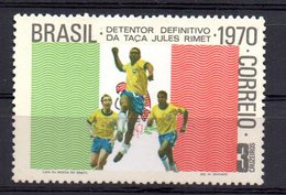 Sello  Nº 937   Brasil - Brasil
