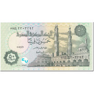 Billet, Égypte, 50 Piastres, 2017, 2017-01-09, KM:62f, NEUF - Egypte