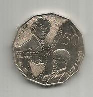 Discovery Of Tasmania / Bass Strait (George Bass & Matthew Flinders)1798.  50 Cents Australia 1998 - 50 Cents