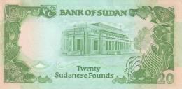 SUDAN P. 42c 20 P 1990 UNC - Soudan