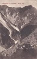 CARTOLINA - POSTCARD - CARRARA - COLONNATA E LE SUE CAVE - Carrara