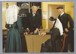 NL.- ARNHEM. Openluchtmuseum. ROTTERDAM, 1900-1910. Juwelierswinkel. - Museum