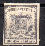 Sello Nº 6 Venezuela - Venezuela
