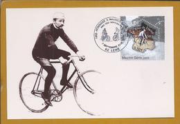 Maurice Garin Winner Of First Cycling Tour Of France In 1903. Radtour Durch Frankreich. Fietsen. Sykling. Kerékpározás. - Wielrennen