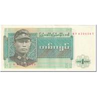 Billet, Birmanie, 1 Kyat, 1972, Undated (1972), KM:56, TTB - Myanmar