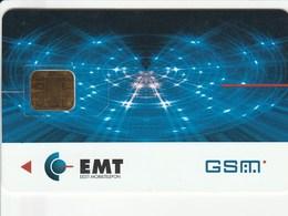 Estonia  - EMT - GSM SIM - Estonia