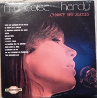 """Françoise Hardy 33t. LP CANADA """"chante Ses Succés"""" - Otros - Canción Francesa"""