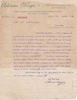 PORTUGAL COMMERCIAL INVOICE - PORTO - ADRIANO MAYA - Portugal