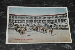 4470   ENTRADA DE LA CUADRILLA - Corridas