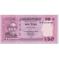 Billet, Bangladesh, 10 Taka, 2013, Undated 2013, KM:54, NEUF - Bangladesh