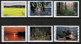 2014 Finland, Sweet Summer Complete Set Used. - Finnland