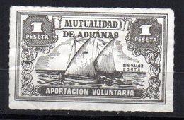 Sello De Mutualidad De Aduanas  España - España