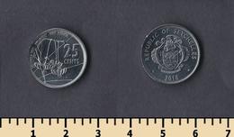 Seychelles 25 Cents 2016 - Seychelles