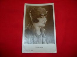 Cartolina Viola Dana Attrice  * - Donne Celebri