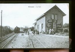 GROUGIS  LIGNE CATELET GUISE               RARE                        JLM - France