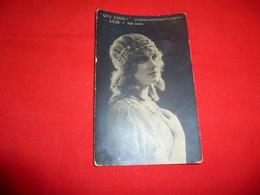 Cartolina Lillian Hall Davis Quo Vadis Attrice  * - Donne Celebri