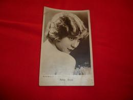 Cartolina Nancy Drexel Attrice * - Donne Celebri