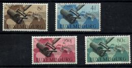 Luxemburgo Nº 425/28 En Nuevo - Luxemburgo