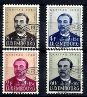 Luxemburgo Nº 439/42 En Usado - Luxembourg