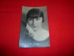 Cartolina Lia Formia Attrice * - Donne Celebri