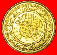 # MAGNETIC (2009-2017): TUNISIA ★ 10 MILLIEMES 1432-2011 UNC MINT LUSTER! LOW START ★ NO RESERVE! - Túnez
