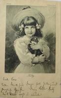 """""""Kinder, Katzen, Mode""""  1910, W. Zerges, Kitty♥  - Kinder"""
