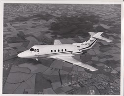 125 Twin Jet   HAWKER SIDDELEY   26  * 20 CM Aviation, AIRPLAIN, AVION AIRCRAFT - Aviación
