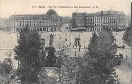 19-5313 : LILLE. PLACE REPUBLIQUE. - Lille