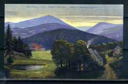 K07410)Ansichtskarte: Auersberg - Auersberg