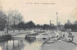 19-5319 : LILLE. ECLUSE DE LA BARRE. PENICHE. - Lille