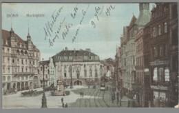 CPA Allemagne - Bonn - Marktplatz - Bonn