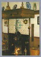 NL.- LIEVELDE Post GROENLO. Museum - ERVE KOTS -. Openhaard. - Museum