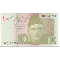 Billet, Pakistan, 10 Rupees, 2013, Undated 2013, KM:45d, NEUF - Pakistan