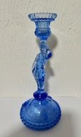 TRES BEAU BOUGEOIR PERSONNAGE - Glass & Crystal