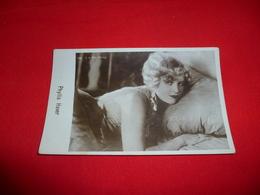 Cartolina Phyllis Haver Attrice* - Donne Celebri