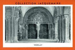 COLLECTION JACQUEMAIRE  VEZELAY - Sammelbilderalben & Katalogue