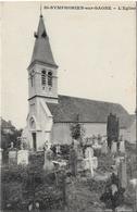 SAINT SYMPHORIEN SUR SAONE L' Eglise - France