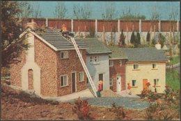 Blackpool Model Village, Lancashire, C.1980s - Postcard - Blackpool