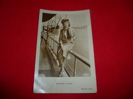 Cartolina Dorothy Jordan Attrice * - Donne Celebri