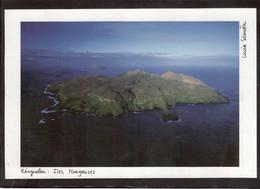 A 4 - KERGUELEN - ILES NUAGEUSES - ( Lucia Simion ) Dimensions - Size - En Mm 140x207 - - TAAF : Terres Australes Antarctiques Françaises