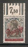 006690 Danzig 1920 75pf MH - Danzig