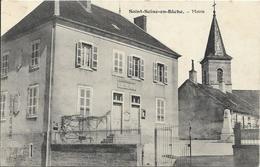 SAINT SEINE EN BACHE Mairie - France