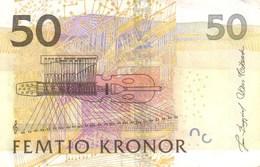 SWEDEN P. 64a K 50 2004 UNC - Suède