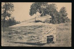 OMMEGANG VAN DENDERMONDE 1914 - DEN WALVISCH - Dendermonde