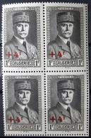 ALGERIE - N°169 - Neuf SANS Charnière ** / MNH - BLOC DE 4 - Algeria (1924-1962)