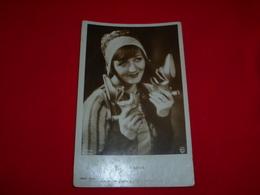 Cartolina Lya Mara Attrice * - Donne Celebri